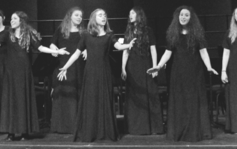 Vivace choir hosts Chamber Music Concert in the Black Box Theater