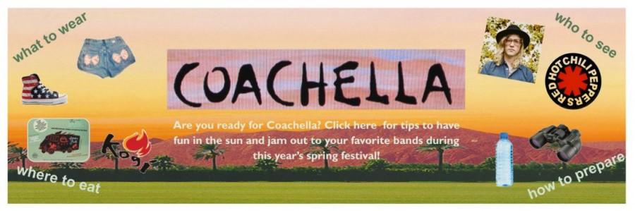 Coachella: how to prepare