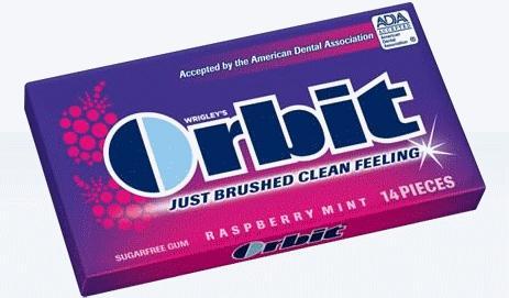 Orbit-Gum-Raspberry-Mint-close