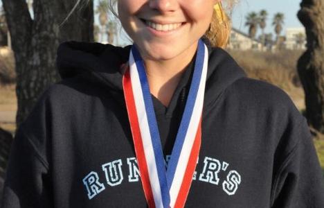 Meet track star senior Cheyenne Watts