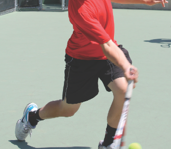 Boys tennis continues with its winning streak