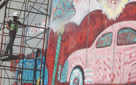 Mural Conservancy of Los Angeles appropriates funds to restore artwork