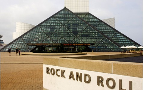 The 2013 Rock and Roll Hall of Fame Induction Ceremony