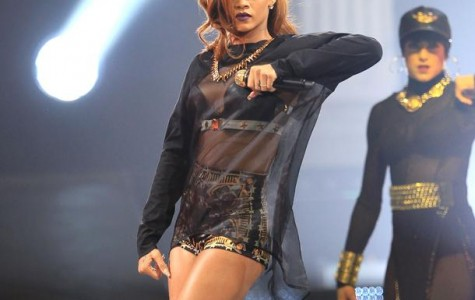 Diamonds World Tour – Rihview
