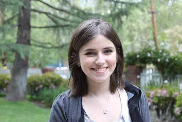 Meet artist junior Sydney Berman
