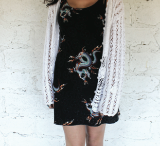 Sophomore Julia Feldman creates one-of-a-kind jewelry and clothing