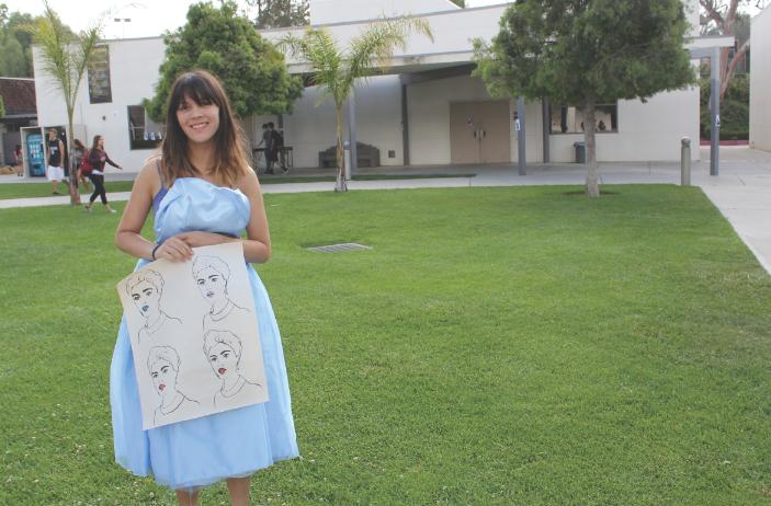 Senior Profile: Carlie Algas