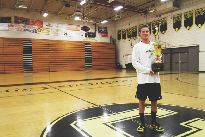 Senior Profile: Logan Grenley