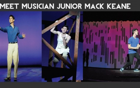 Meet musician junior Mack Keane