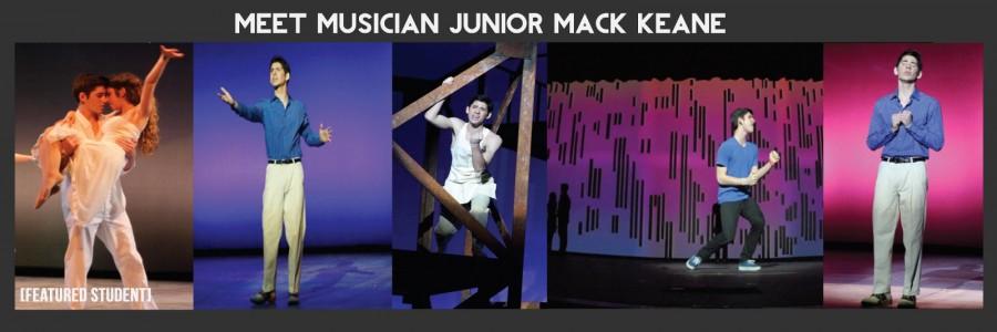 Meet musician junior Mack Keane