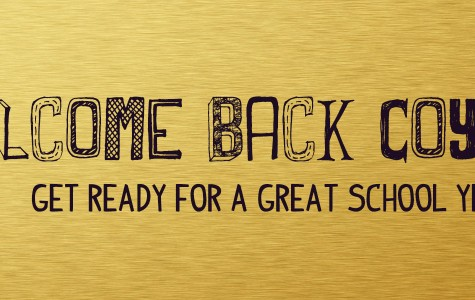 Welcome Back Coyotes!