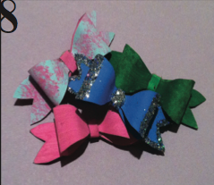 Do It Yourself: Paper Hair Bows