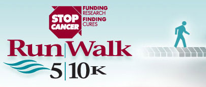 Stop Cancer Run and Walk