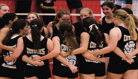 Varsity girls volleyball sets high to reach CIF playoffs