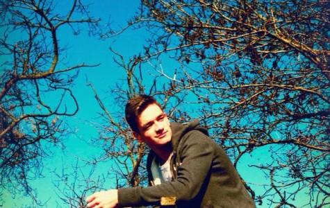 Meet German exchange student junior Martin Huttenloher