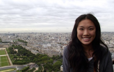 Meet world traveler senior Nicole Liew