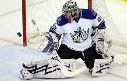 Los Angeles Kings look to regain Stanley Cup