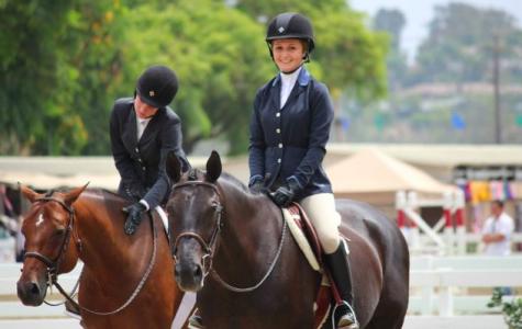 Meet horseback rider freshman Jodie Camberg