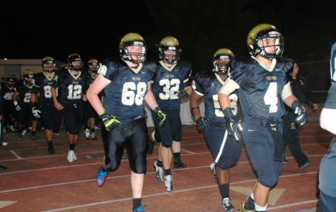 Varsity football strives for victory
