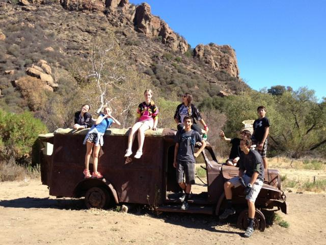 Students work to form official Mountain Biking Team