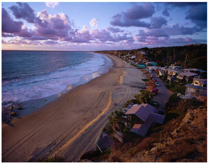 Take an enchanting trip to Crystal Cove