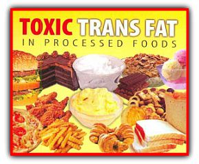 Food and Drug Administration bans the sale of trans fat