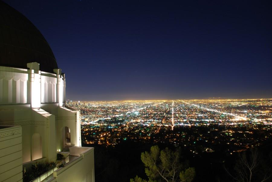 Winter in LA: Griffith Park Observatory