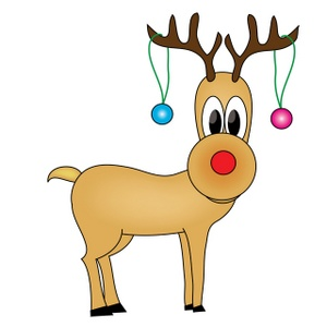 Mad Lib: Rudolph saves the day