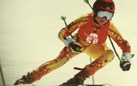 Meet skier junior Sandra Arimie