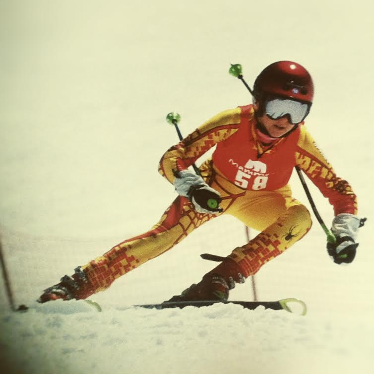Meet skier junior Sandra Arimie