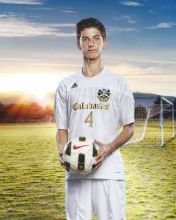 Meet senior soccer star Charlie Tipp