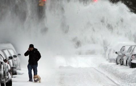Polar vortex spreads cold weather