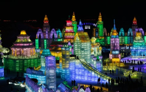 Check out the Harbin Ice Festival in China