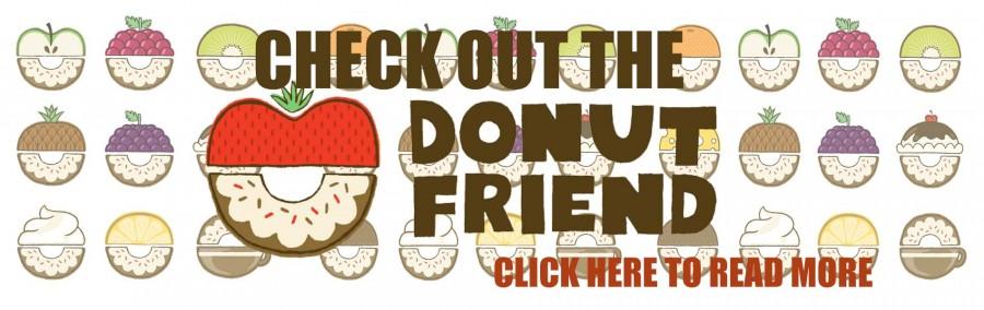 Make a friend from scratch at Donut Friend
