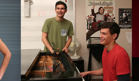 Meet some of CHS' most talented twins