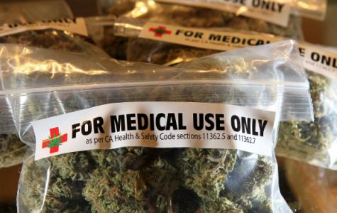 The state of New York legalizes medical marijuana
