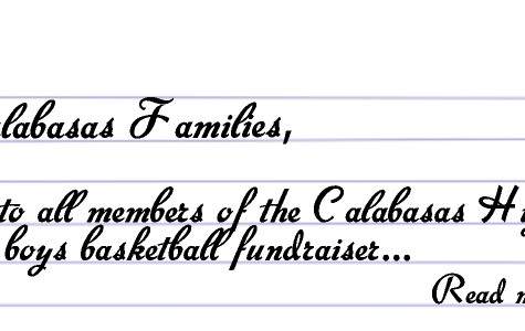 Boys basketball fundraiser: A Letter from Mr. Emery
