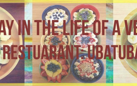 A day in the life of a vegan: Ubatuba