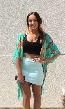 Check out the latest spring fashion trends set by these fashion fanatics: Tatiana Jae