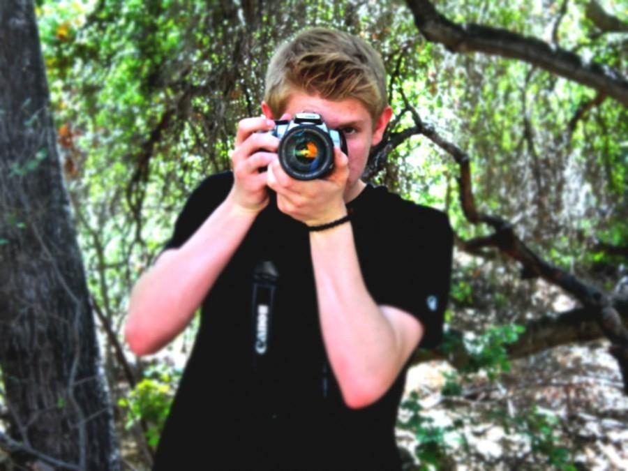 Freshman+Harris+Federman+shares+his+passion+for+photography+with+the+world+