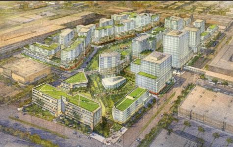 Warner Center begins expanding at the old Rocketdyne facilities