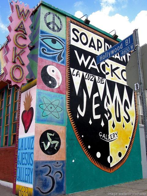 Kooky experiences await you in the depths of Wacko Soap Plant