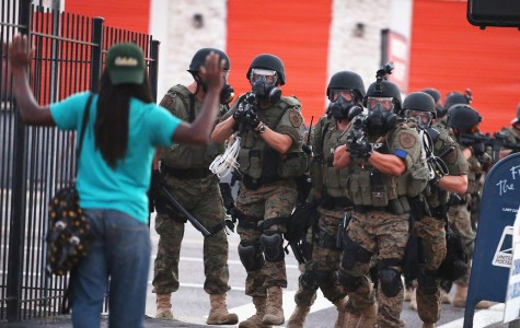 Ferguson riots exemplify police force's abuse of power