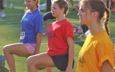 CHS Music Fun Run