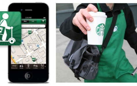 Starbucks offers new coffee delivery service