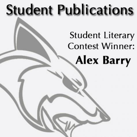 Student Literary Contest Runner Up: Jonah Goldberg