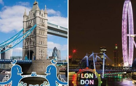 Snapchat's new geofilters offer a unique surprise wherever you go from coast to coast