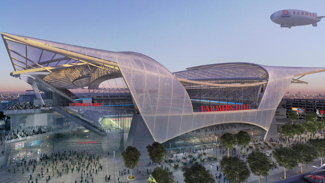 New+football+stadium+in+L.A.+poses+many+pressing+issues+for+locals