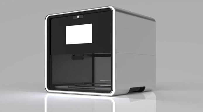 The new food producing machine, Foodini, will change the amount of time and effort people spend cooking daily
