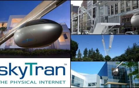 SkyTran introduces new form of transportation